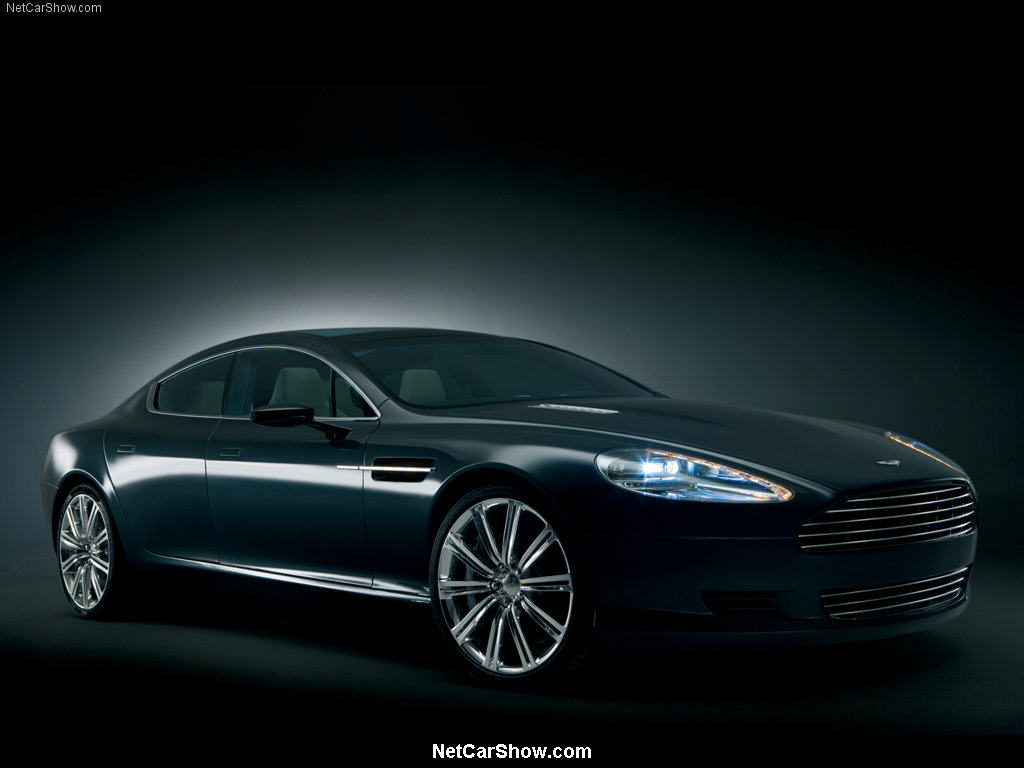 Aston Martin Rapide Wallpaper Pictures